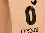 Organic, fruits and vegetables