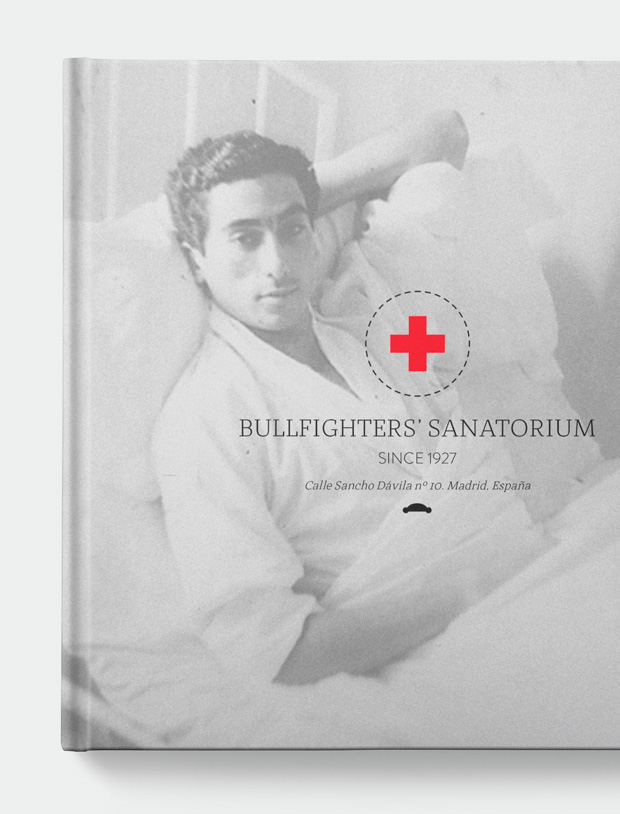 Bullfighters' Sanatorium. Publication