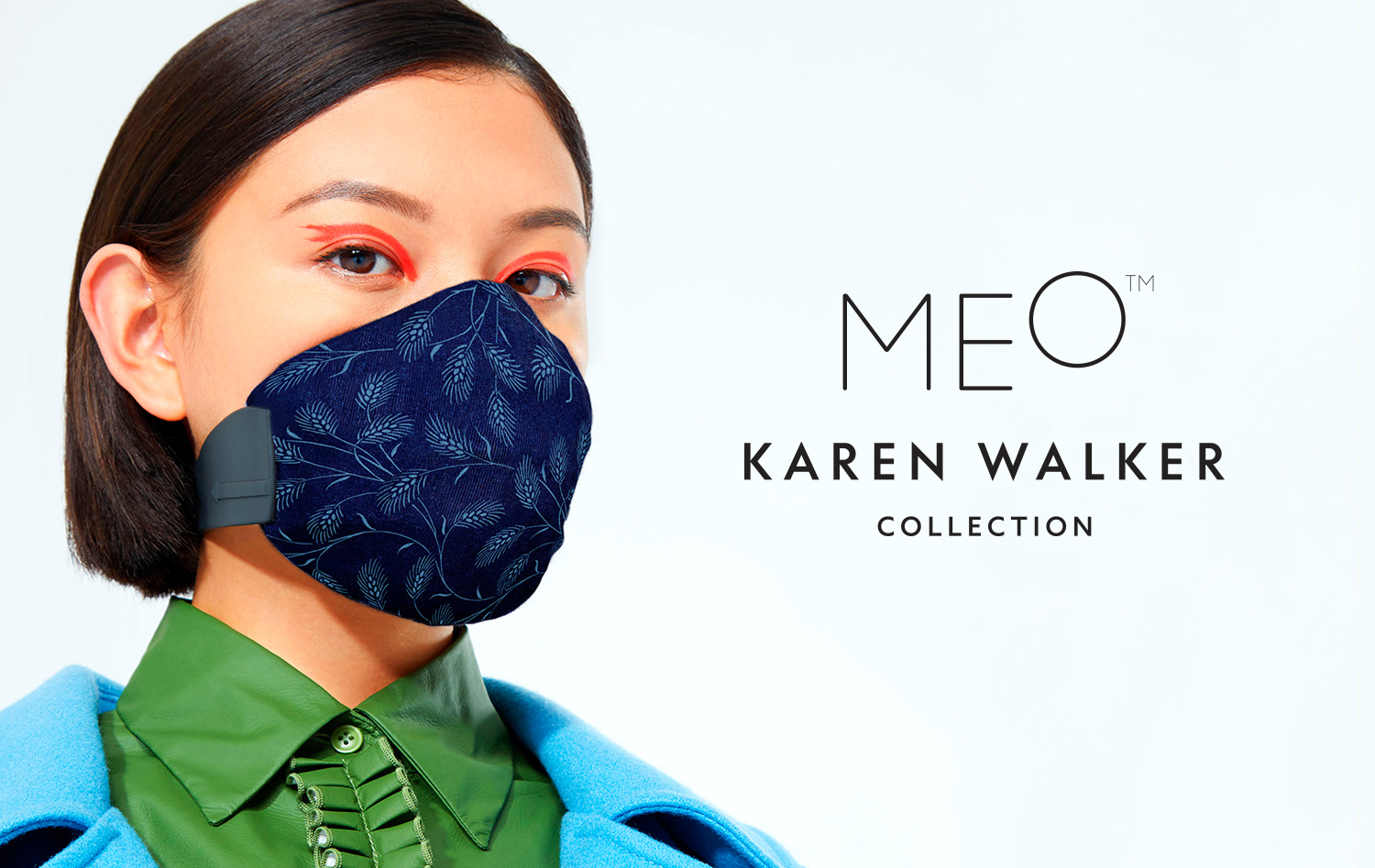 MEO. Anti-pollution mask