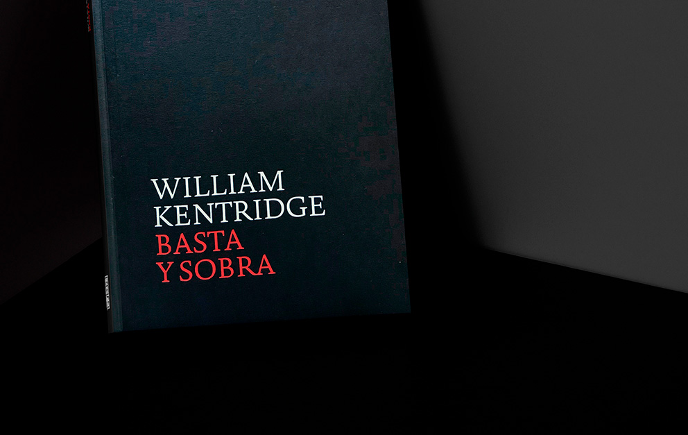 William Kentridge. Art book